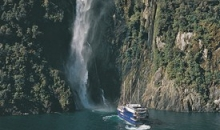 Milford Sound - Coach/Nature Cruise/Fly