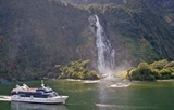 Milford Sound - Coach/Nature Cruise/Coach