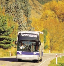 New Zealand coach tours