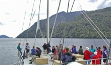 Doubtful Sound Overnight Cruise/Coach - Private Cabin