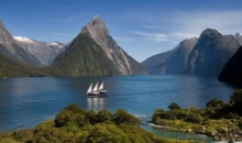 Overnight Cruise on Milford Sound