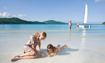 Whitehaven Adventure & Hamilton Island Cruise