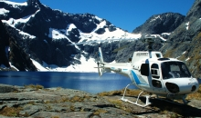 Guided Heli-Hike Adventure - Hollyford Track