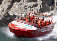 Thrillseekers Canyon Jetboat Adventure