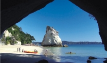 Cathedral Cove Kayaking - Classic Tour