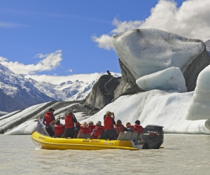 Tasman Glacier Terminal Lake Excursion