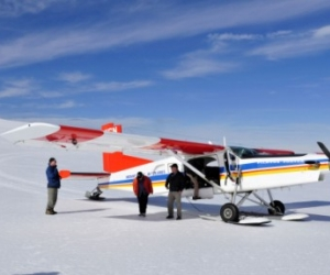 Glacier Highlights Ski Plane Tour