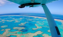 Reef & Whitehaven Scenic Flight