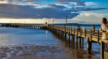 Hervey Bay Airport to River Heads (Coach Transfer for Fraser Island)
