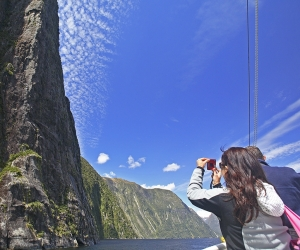 Milford Sound Day Excursion - Coach/Nature Cruise/Coach