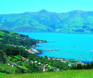Akaroa Day Tour including Harbour Cruise