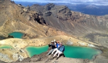 Privately Guided Tongariro Alpine Crossing